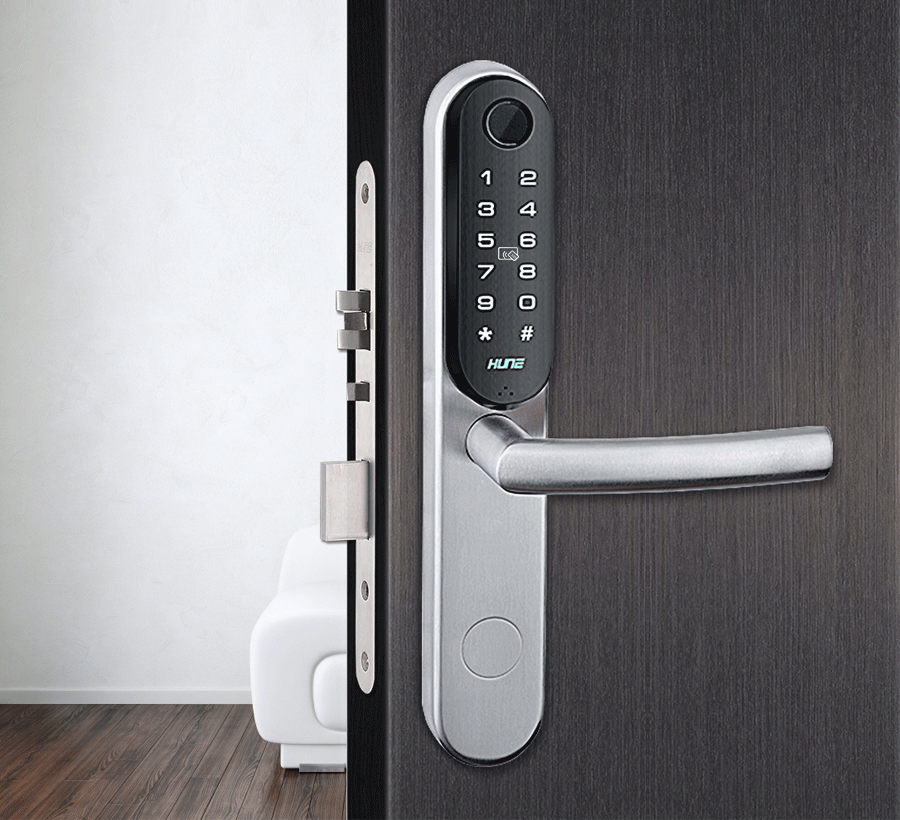fingerprint-smart-lock-929-F--on-door-2-